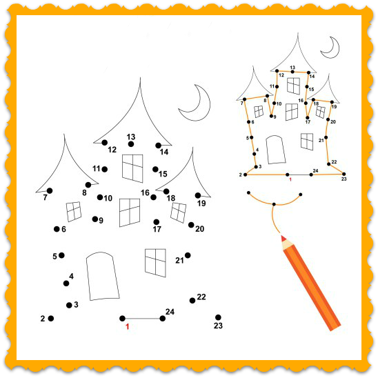printable kindergarten worksheets – Fun Halloween Worksheets