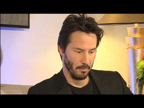 "Keanu Reeves talks about his ""boring"" private life...Hands down, my favorite actor (Christian Bale would be 2nd)"