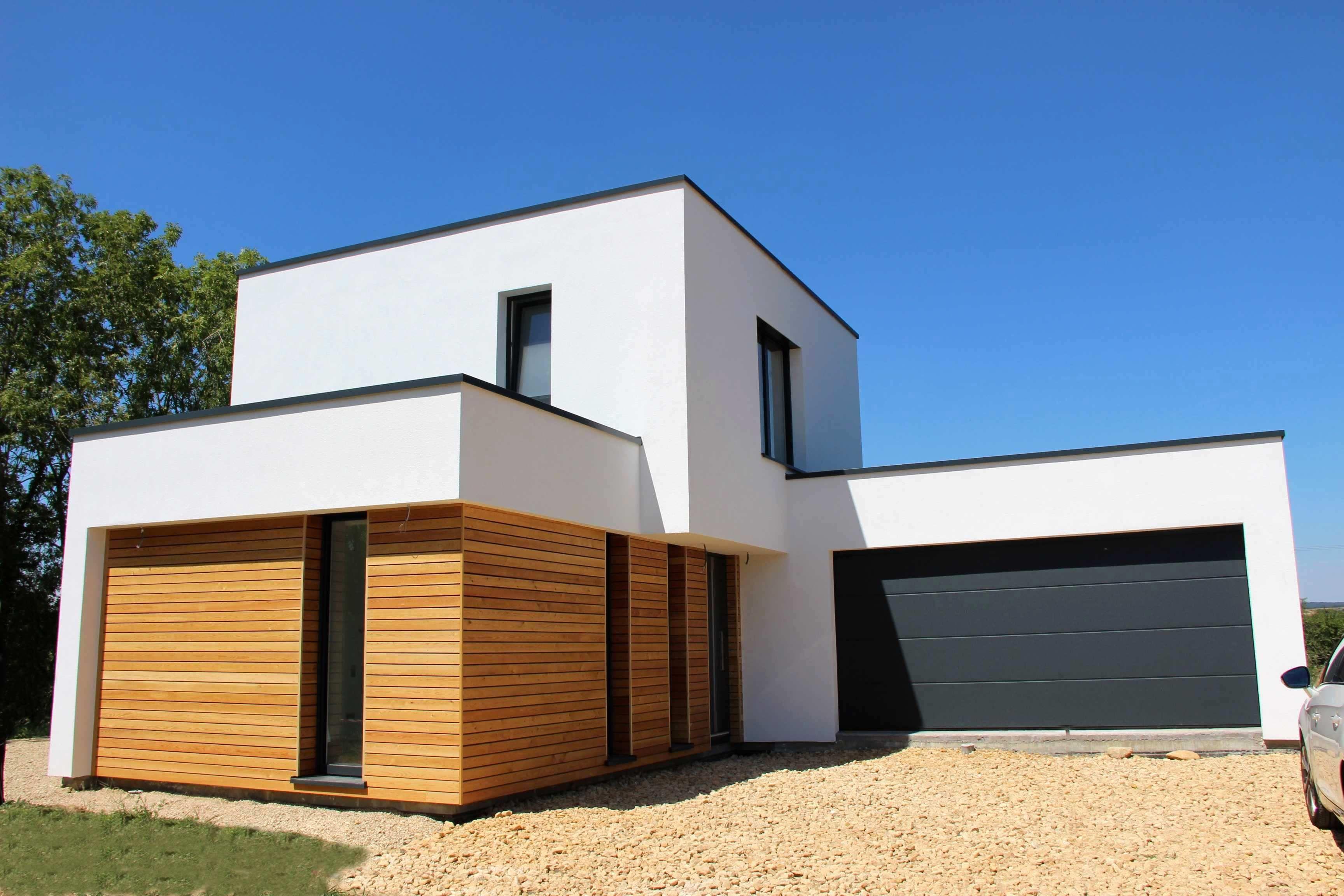 Booa Prix Maison Bioclimatique Plan Maison Maison Ossature Bois