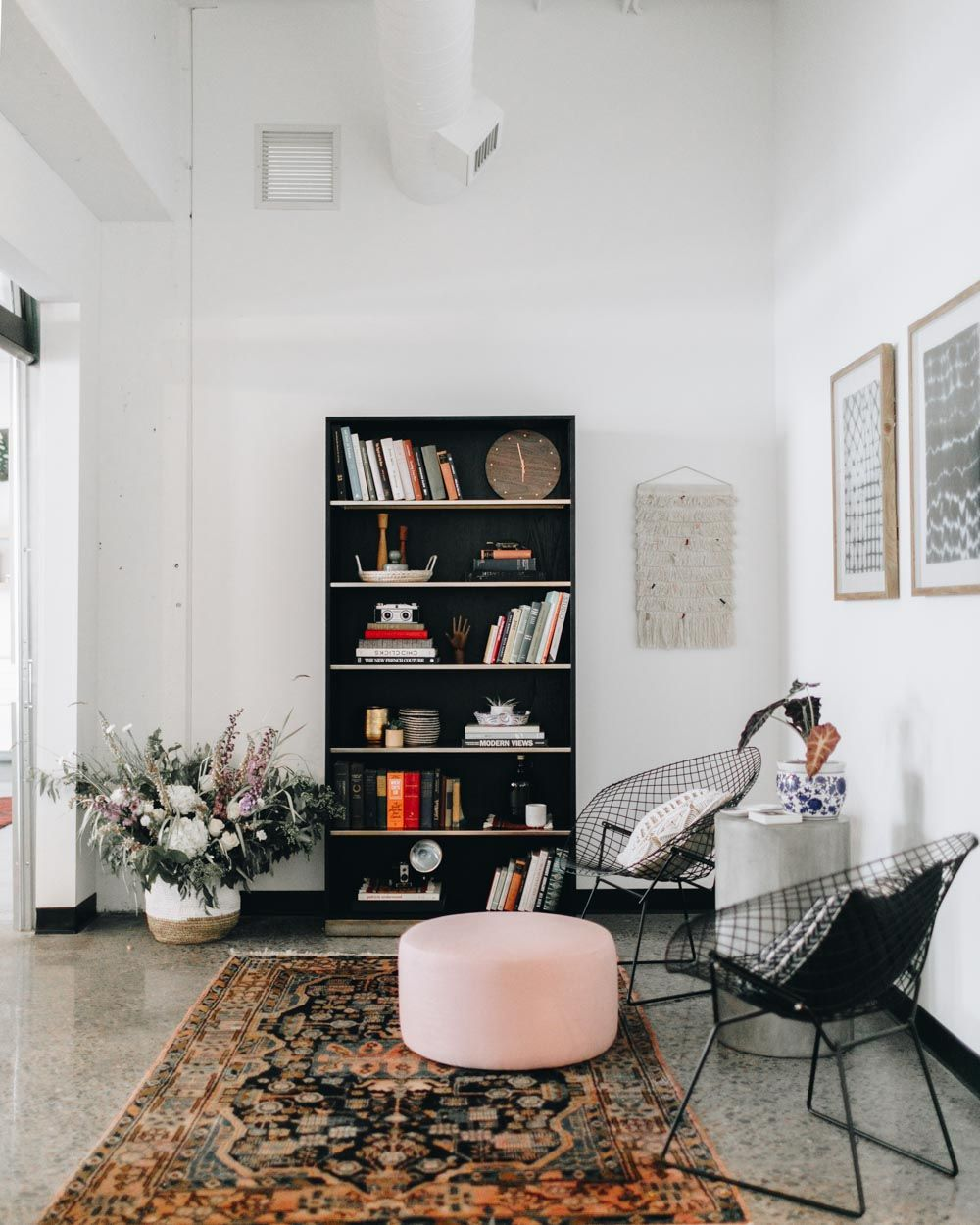 Wire Furniture Modern House