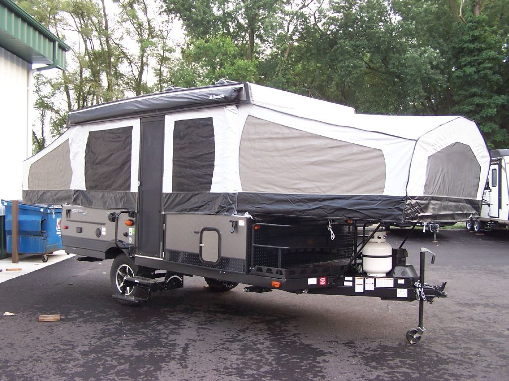 New 2017 Forest River Rv Rockwood Extreme Sports 2280bhesp Folding
