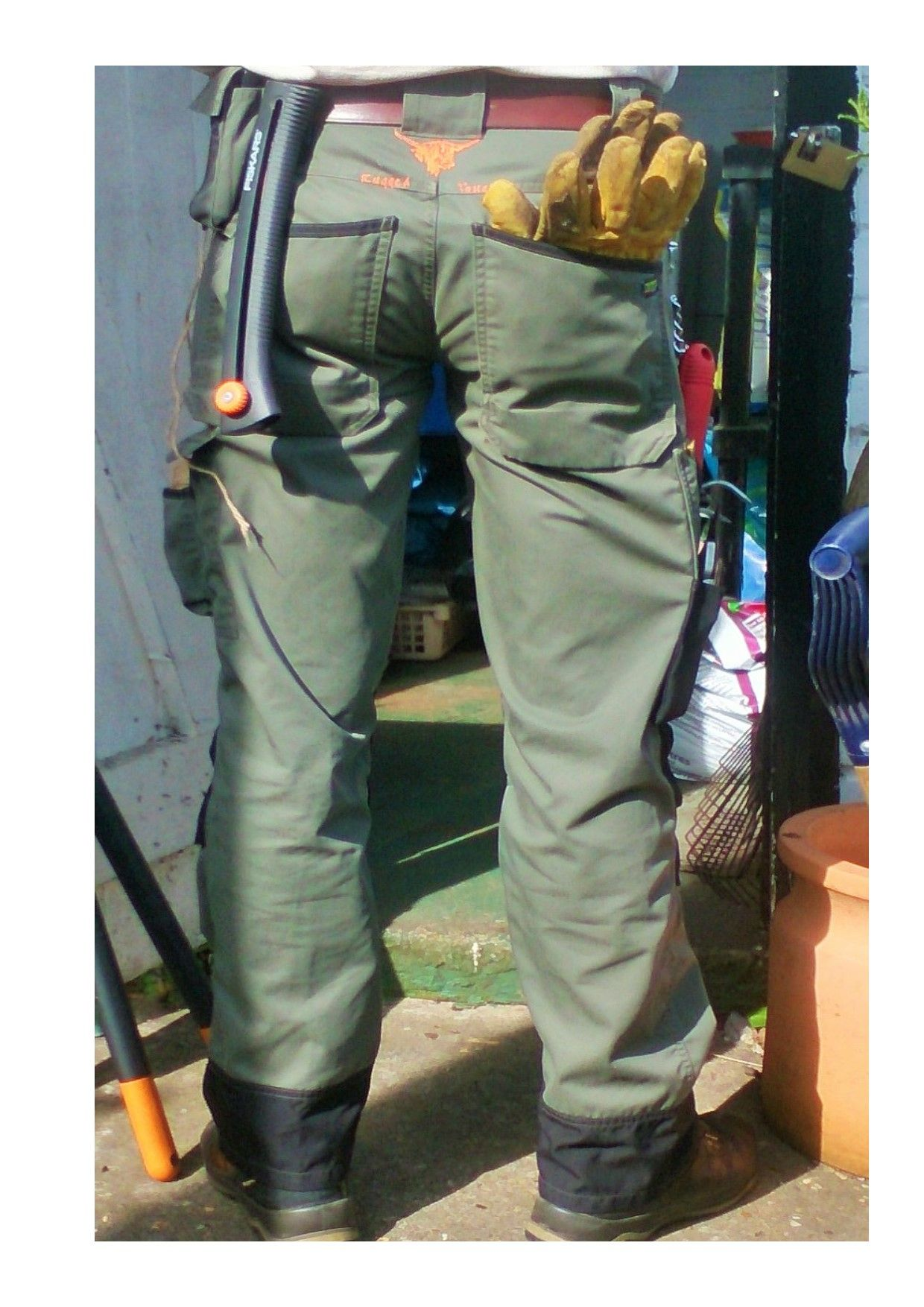 Underbar Blaklader Garden Trousers: Ready for Some Serious Gardening | work PH-52