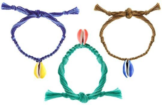 Aurélie Bidermann For Bonpoint Bracelets