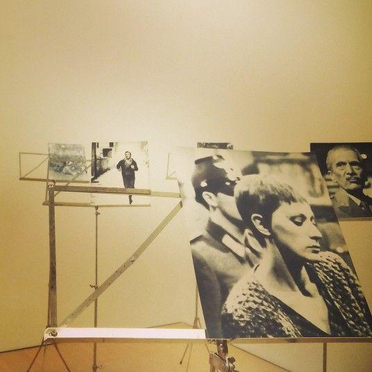 Museo Madre, Napoli. Mostra per Lucio Amelio #contemporaryart #Madre #Napoli
