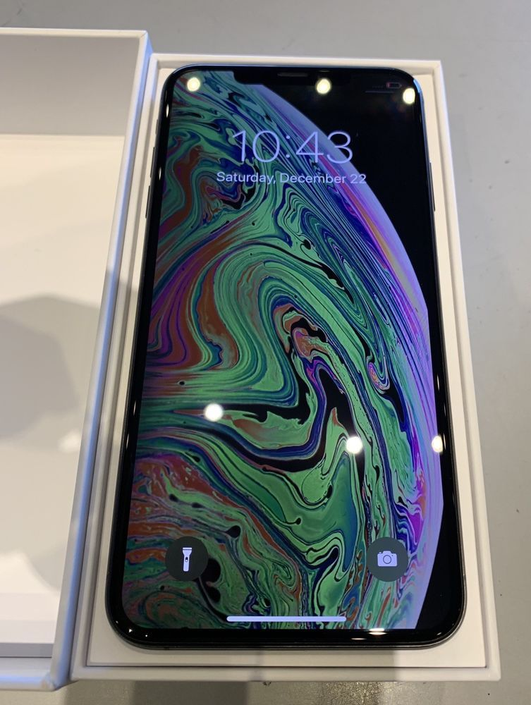 Apple iPhone XS Max 512GB Space Gray (Unlocked