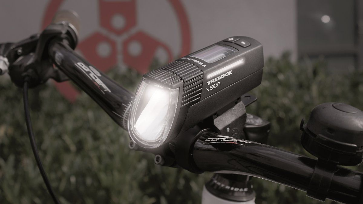Ein Leuchtendes Beispiel Trelock Ls 760 I Go Fahrradlampe Im Test Fahrradlampe Lampen Fahrrad