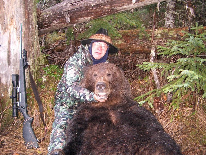 biggest grizzly bear ever recorded alive | Grizzly Bear ...