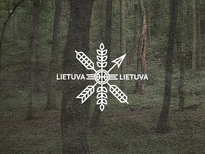 We Are Lithuania Hipster Design Graphic Design Typography