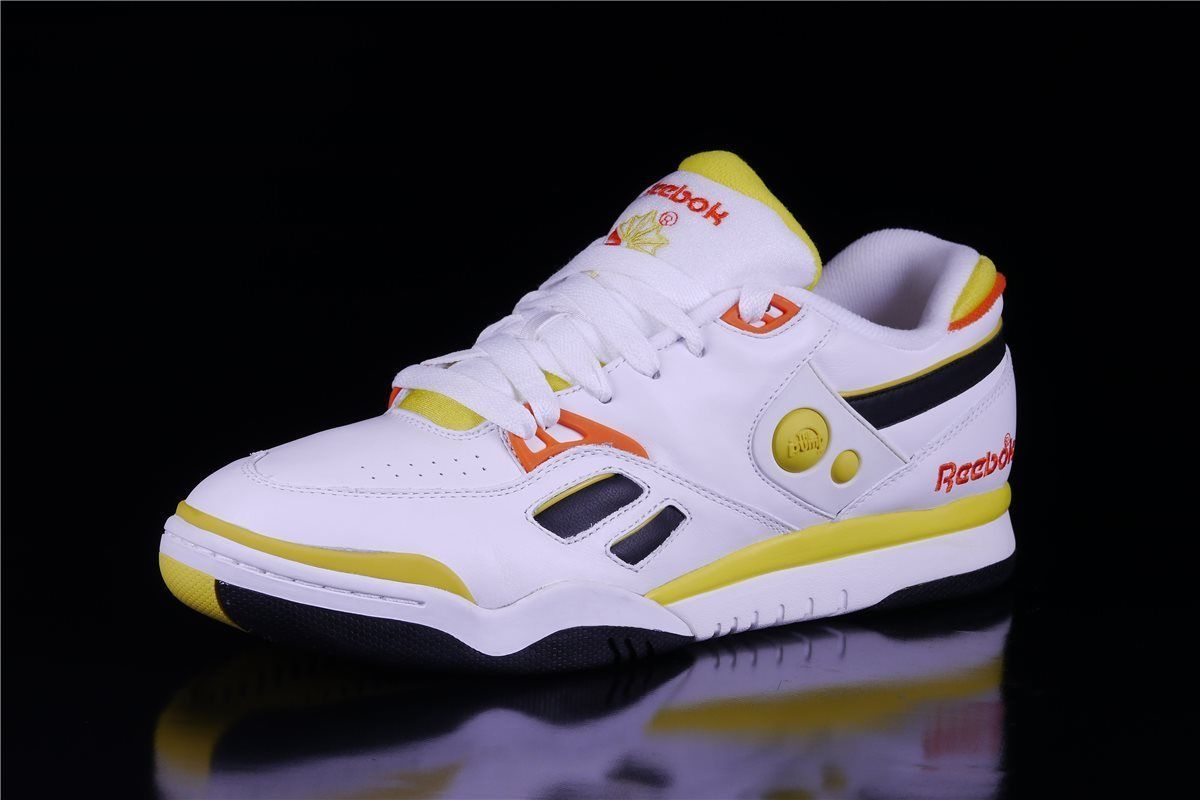 c5d0aef367ed11 ☆ Reebok Pump Court Victory Dual Low Trainers GR 47 New