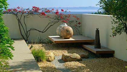 casas con jardines zen inspiracin de diseo de interiores