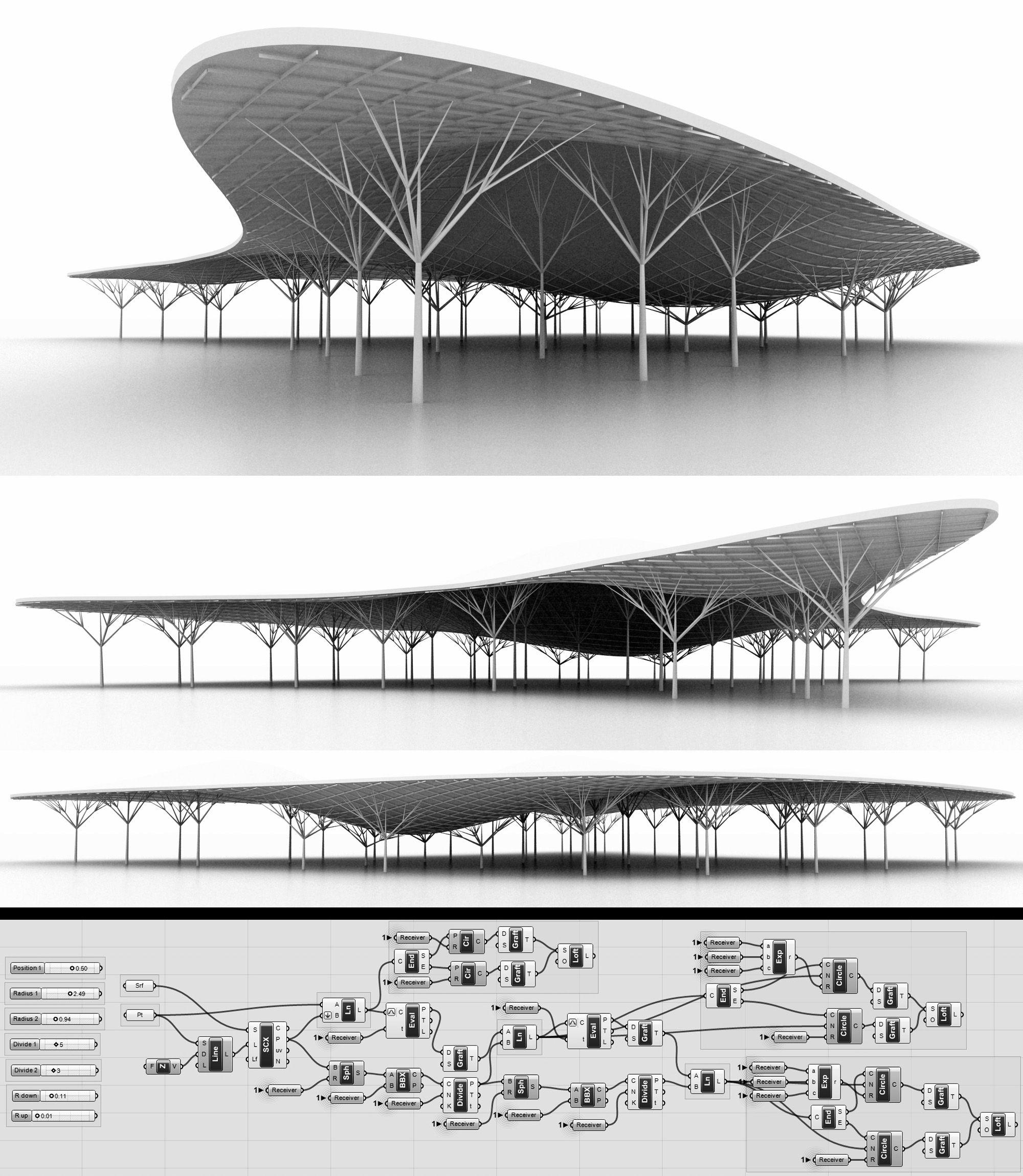 tree structure architecture - Google Search | x x M O D E L x x