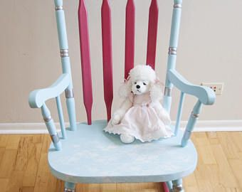 Email For Shipping Quote. See Below. Rocking Chair, Artsy Rocking Chair,  Nursery