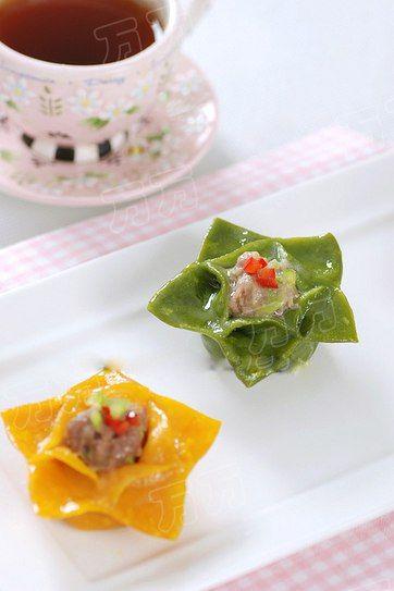 Bánh Bao Hoa 5 Cánh