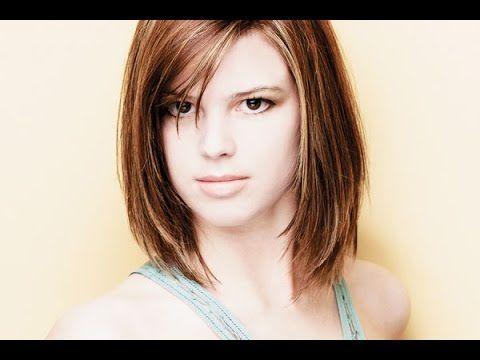 cortes cabello tendencias de la moda para mujeres youtube