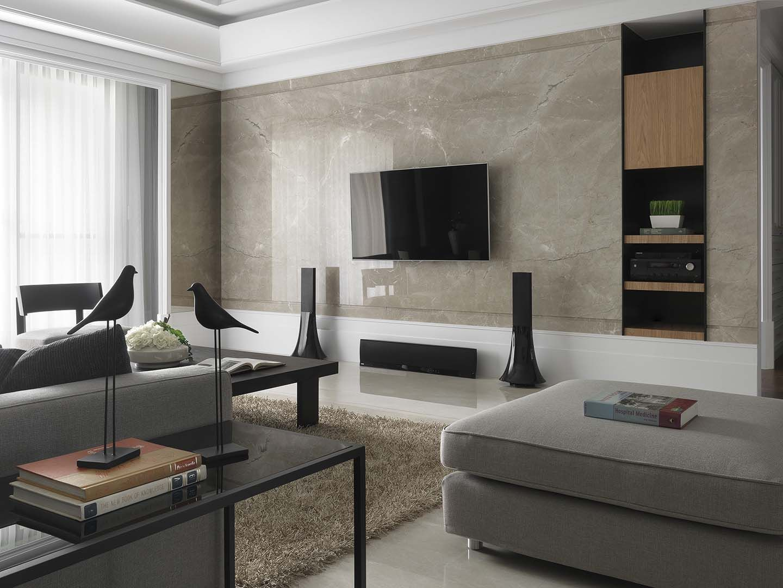 Mondo wohnzimmer ~ Wohnzimmer gestalten wohnzimmer einrichten wandpaneele tv wand