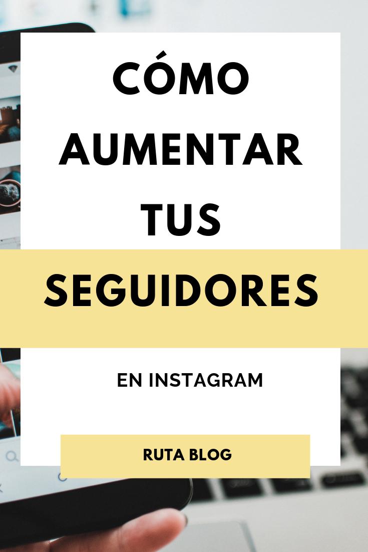 Cómo Usar Instagram Para Emprendedores Ruta Blog Ganar Seguidores En Instagram Como Publicar En Instagram Consejos Para Redes Sociales