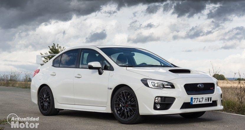 Subaru Wrx Sti Una Version Radical Podria Estar En Camino Subaru Wrx Subaru Hibridos