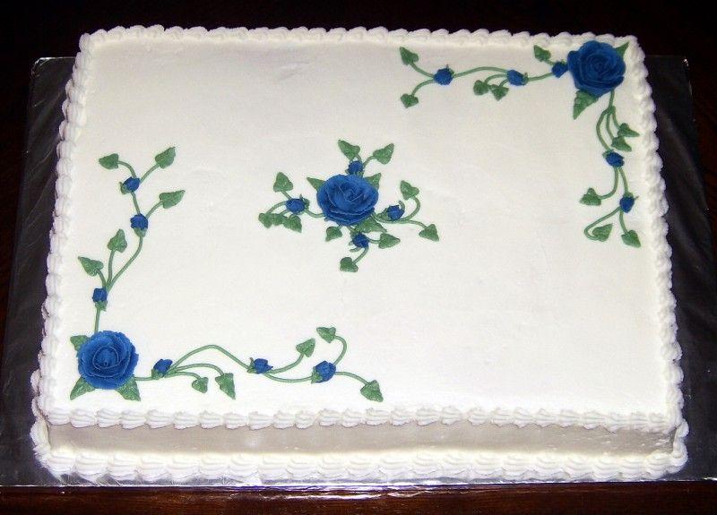 Sheet Cake Birthday A Piece Of Utah   Birthday sheet cakes ...