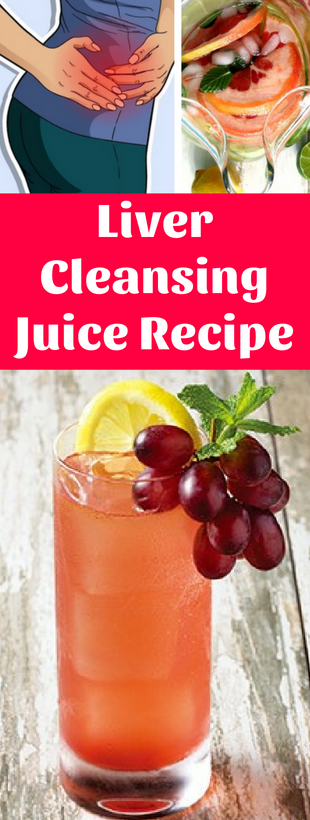 Liver Cleansing Juice Recipe!!!  #wieghtloss  #fitness