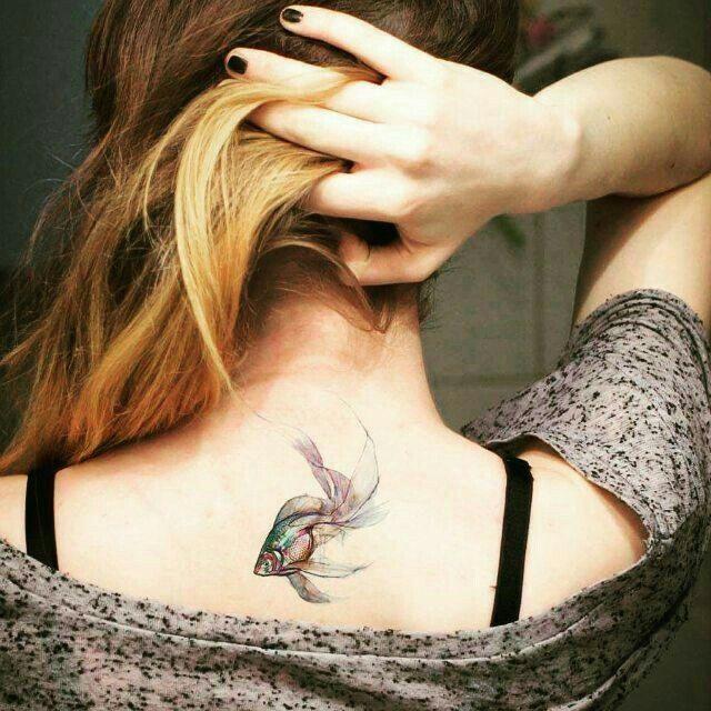 998f4a8c6dd4c Betta Tattoo, Tatoos, Body Art, Tatting, Fish Tattoos, Tattoos Pics, Iron,  Watercolor, Sketches