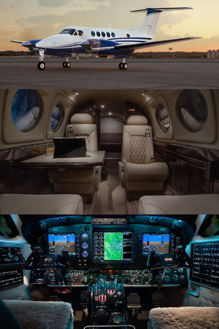 1998 King Air B200 FOR SALE Luxury private jets, Private