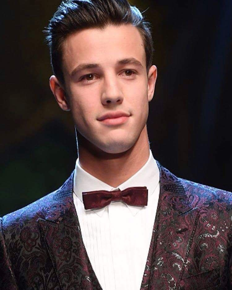 Cameron, My very handsome Love.