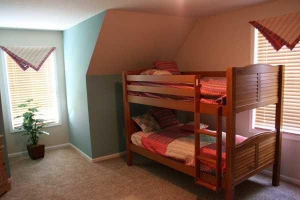 Norris Leconte Series  | ... Home Floor Plan - 2008 NORRIS LECONTE C SERIES 27LEC28361AM08