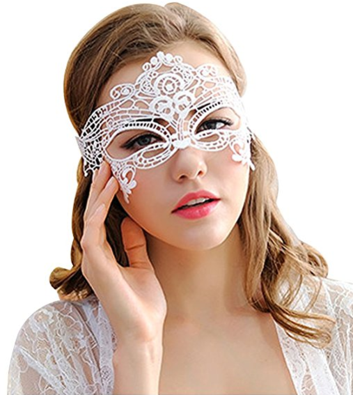f5ddfeb3a2a0 Jevenis Luxury Sexy Lace EyeMask for Halloween Masquerade Party Costume  Masquerade Mask For Women by JeVenis $6.99