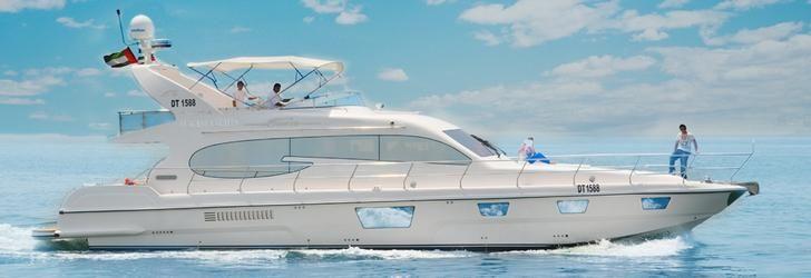 70 Feet Yacht | Yacht Rental Dubai | Luxury yachts, Desert