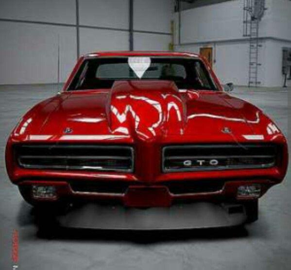 1969 Pontiac GTO (With Images)