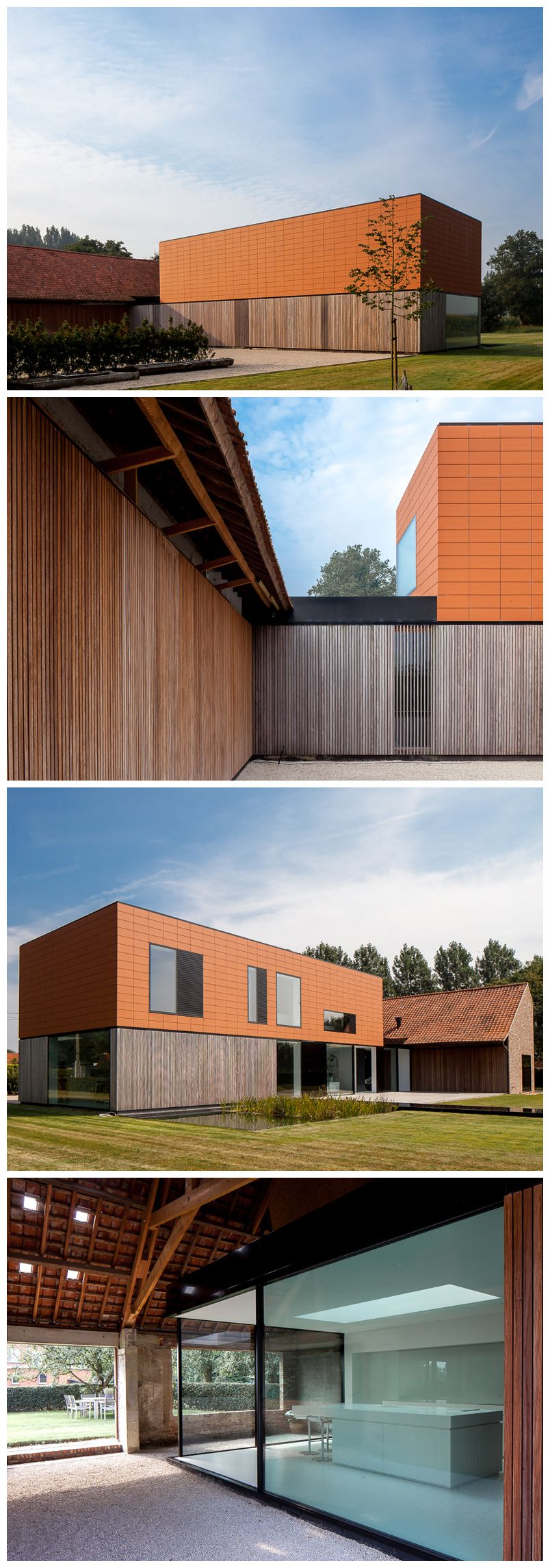 Contemporary Home Single Family House In Kifisia: Single Family House By Pascal François Architects