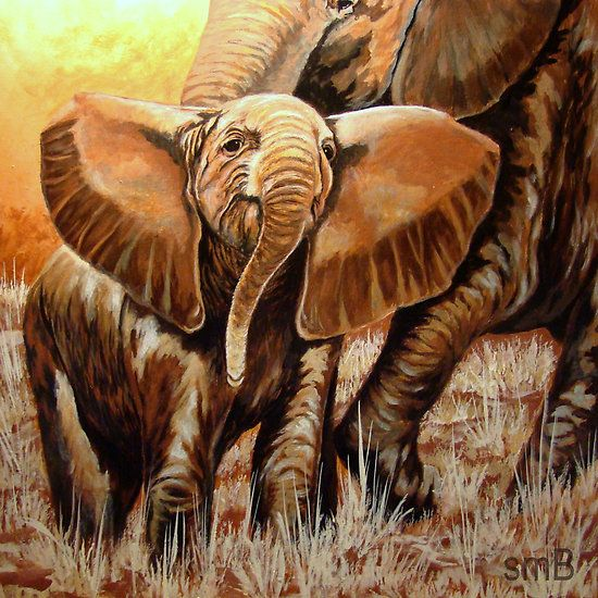 """Bush Baby """"JUST FEATURED!!!"""" in the RB Group """"Art With ..."""