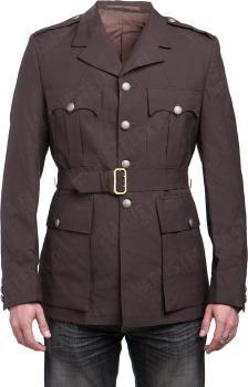 http://www.varusteleka.com/en/product/sadf-uniform-jacket-brown-unissued/16028