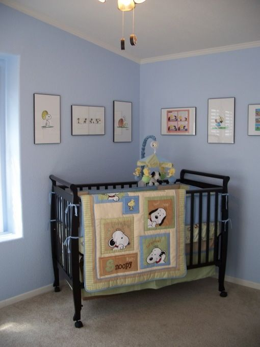 Peanuts Theme Bedroom Disney Baby Nurseries Snoopy