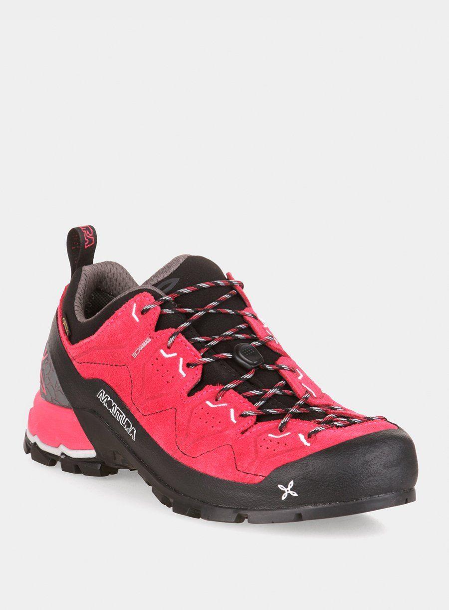 Montura Yaru Gtx Pink Black Hiking Boots Boots Shoes