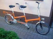 Znalezione Obrazy Dla Zapytania Prl Rower Tandem Bicycle Postcard Poland