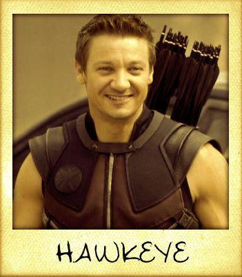 Clint Barton/Hawkeye - Avengers - Hufflepuff