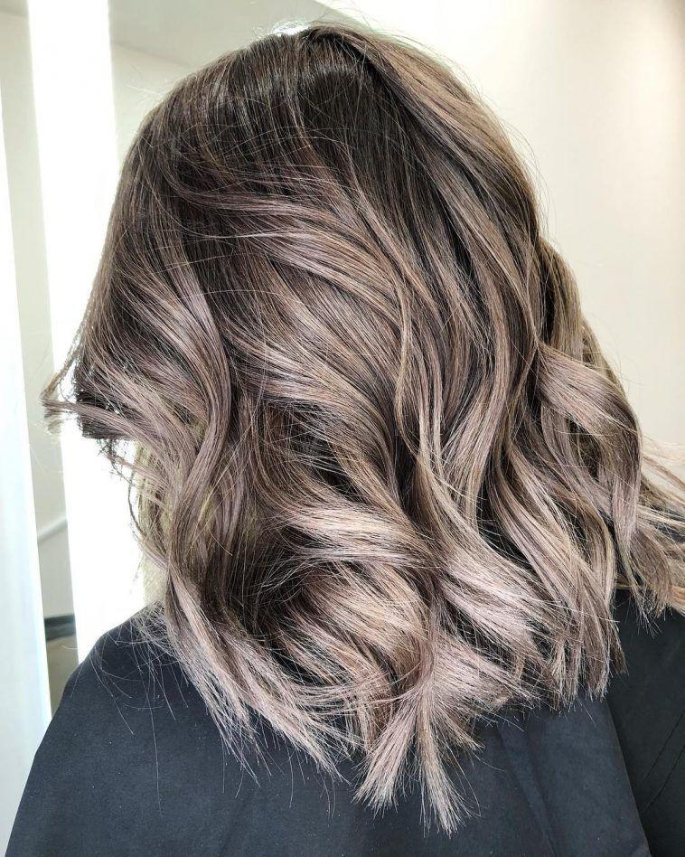Balayage Frisuren Für Mittellanges Haar 2019 Hairstyling