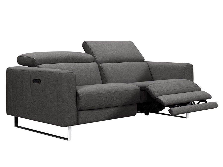Canape Relax Electrique Design Marceau Pas Cher Canape Delamaison Iziva Com En 2020 Canape Relax Canape Relax 2 Places Canape Relax Electrique