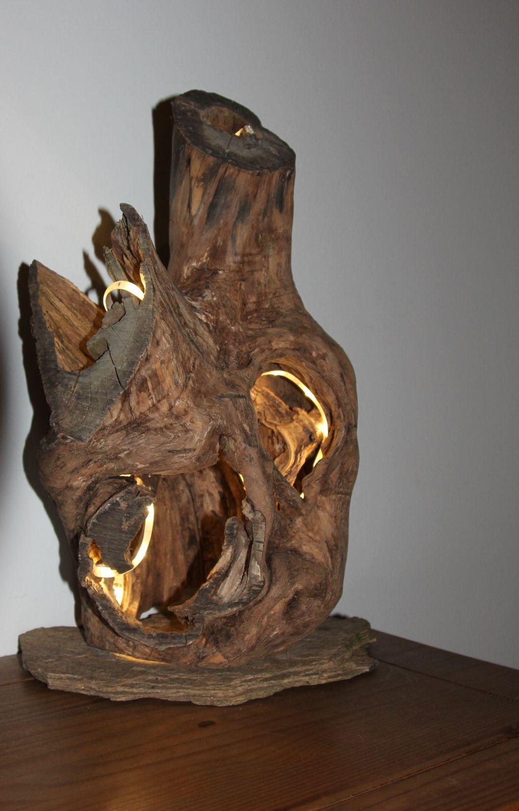 Pin Von Chris Auf Holz In 2018 Stehlampe Holz Lampen Und Holz