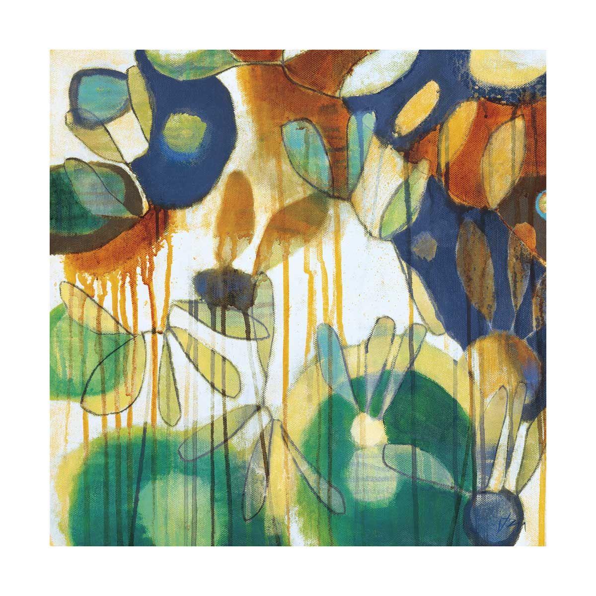Tropical Burst II | Oceanside PID - Salon | Pinterest | Canadian art ...