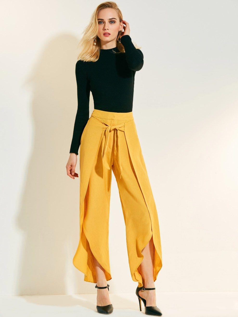 4868cbd60d8 Fit To Be Tied Pants in 2019 | Fashion | Fashion pants, Fashion, Pants
