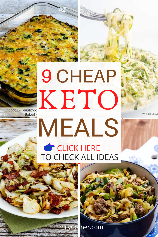 Eating Keto On A Budget