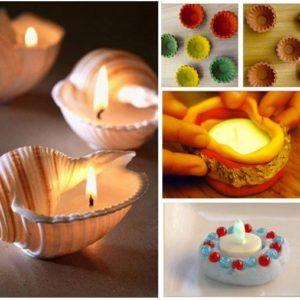 8+ Easy DIY Diwali Decoration Ideas – Posts Hub
