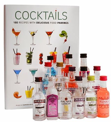 Mix up your favorite cocktail anytime! This hard cover coffee ...