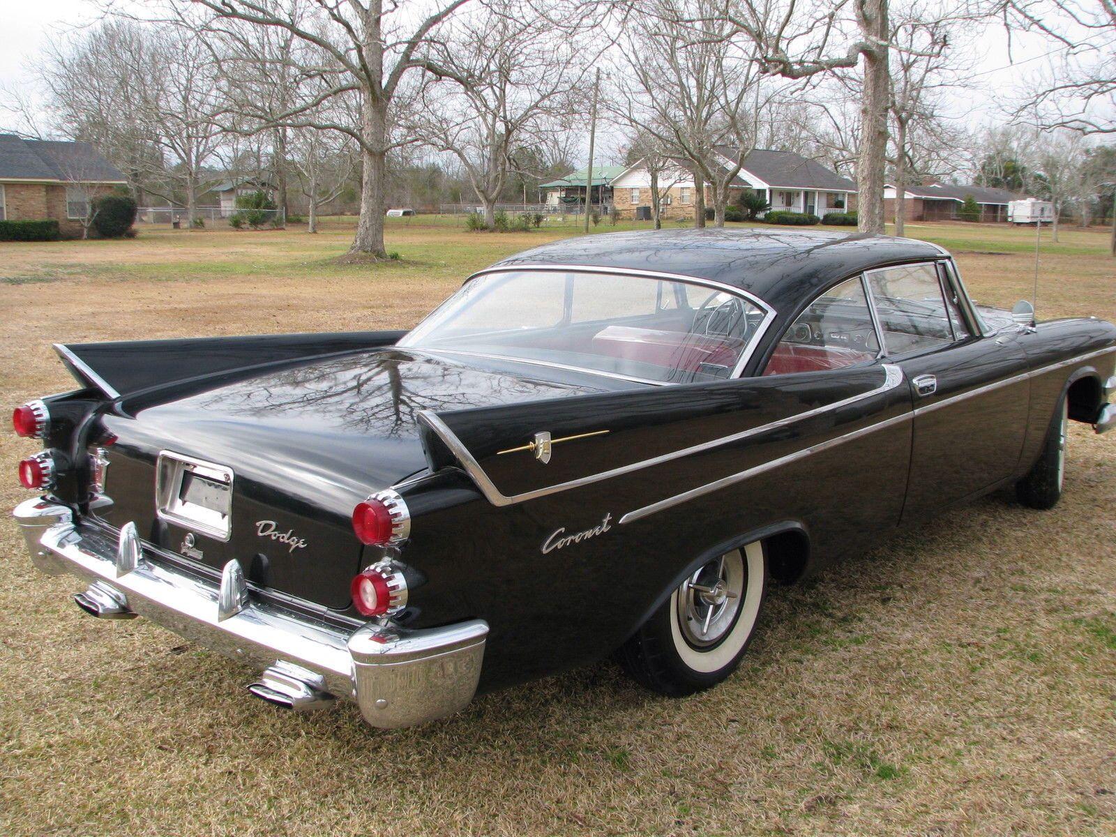 1958 dodge coronet lancer 2 door hardtop