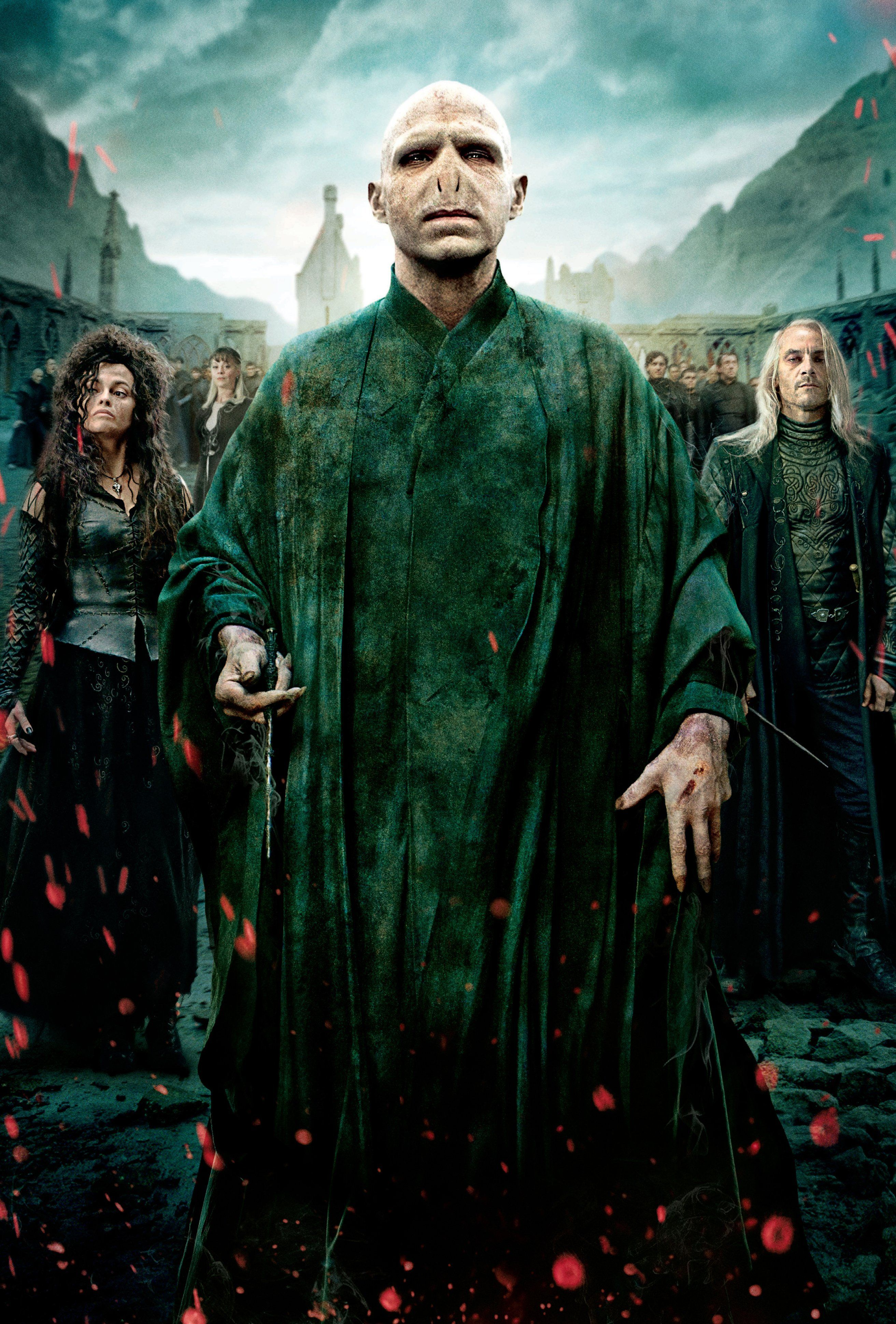 Harry Potter 7 Part 2 Harry Potter Poster Harry Potter Characters Harry Potter Movies