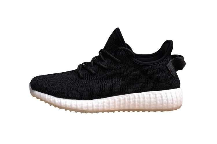 huge selection of 95cb2 08536 1830  Adidas Yeezy Boost 650 Herr Svart Vit SE272588WFBYiBc