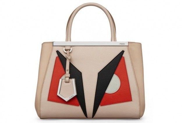 406c330053 2jours in pelle multicolor Fendi 2014 Fashion Trends