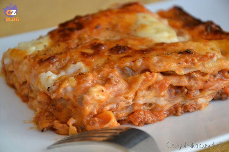 Lasagne classiche (con immagini) | Ricette, Idee ...